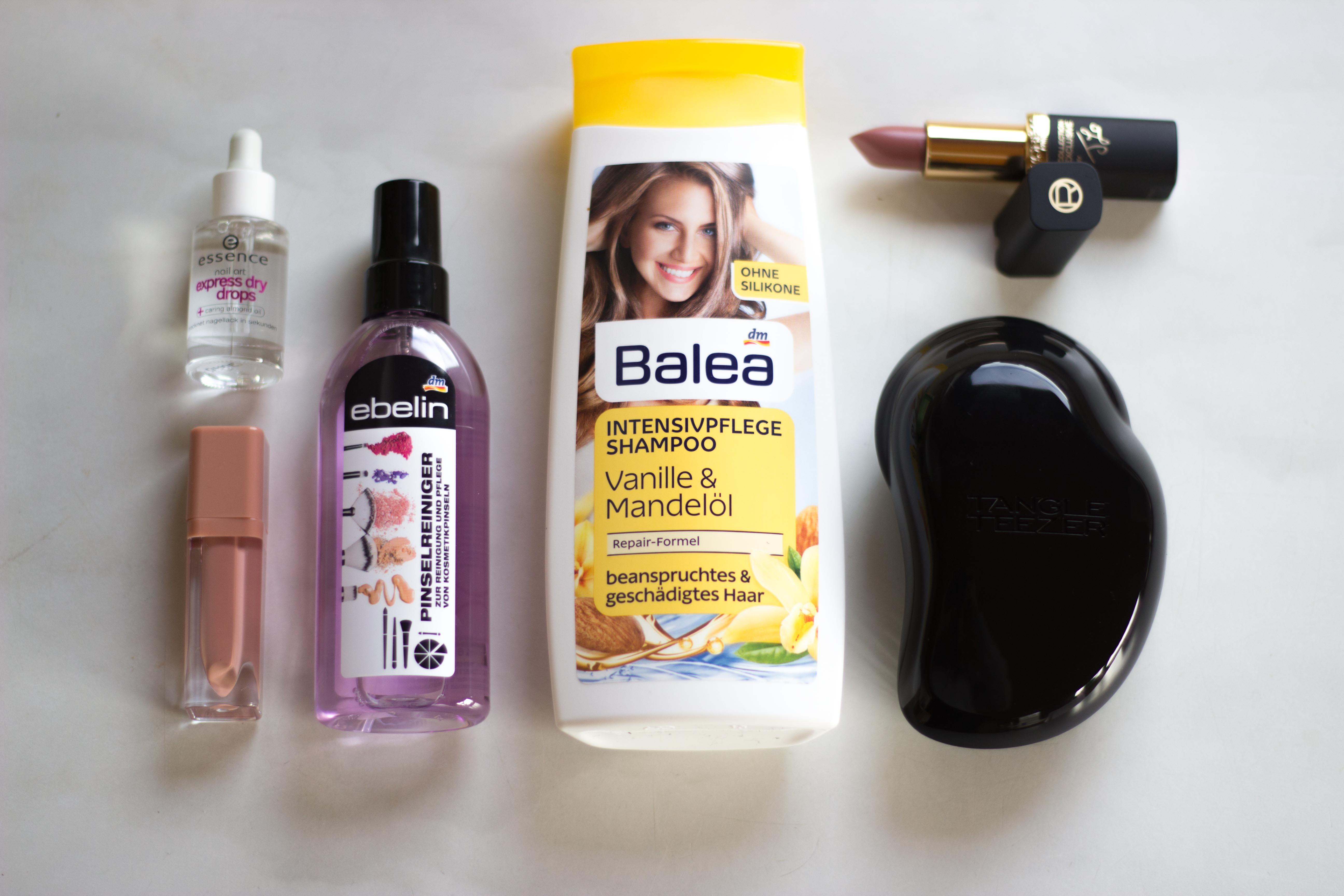 Dm Einkauf Februar Und Erste Eindrücke Lipstickandspoon