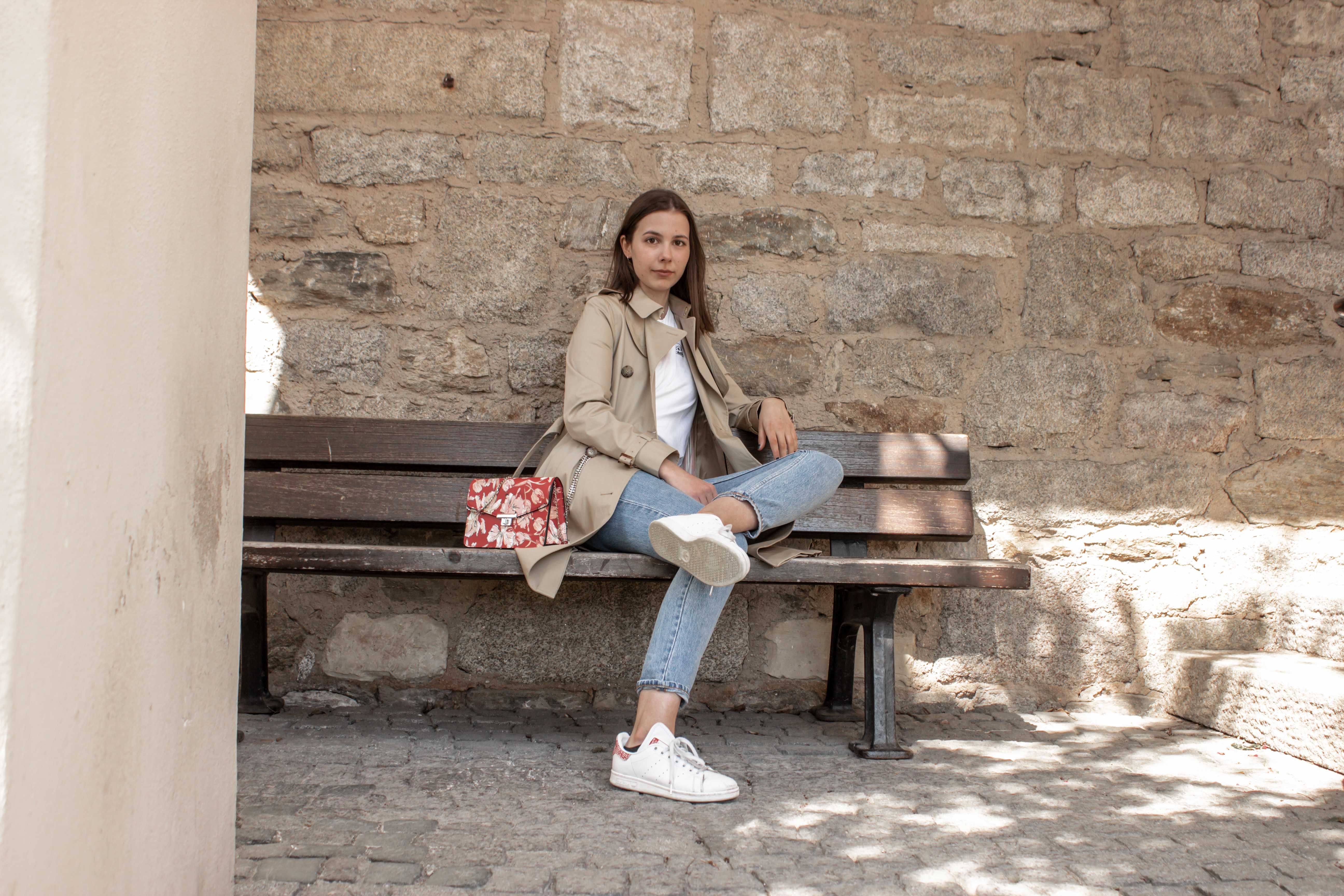 495051d3f61a Outfit: Trenchcoat im Frühling - LipstickAndSpoon